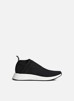 Adidas Originals - NMD CS2 Primeknit, Core Black/Carbon/Red Solid