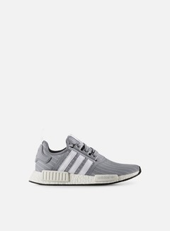 Adidas Originals - NMD R1 Bedwin, Grey/White/White 1