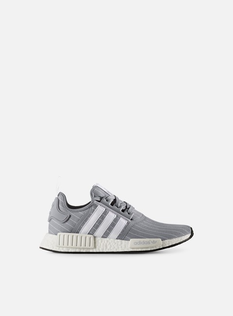 sneakers adidas originals nmd r1 bedwin grey white white