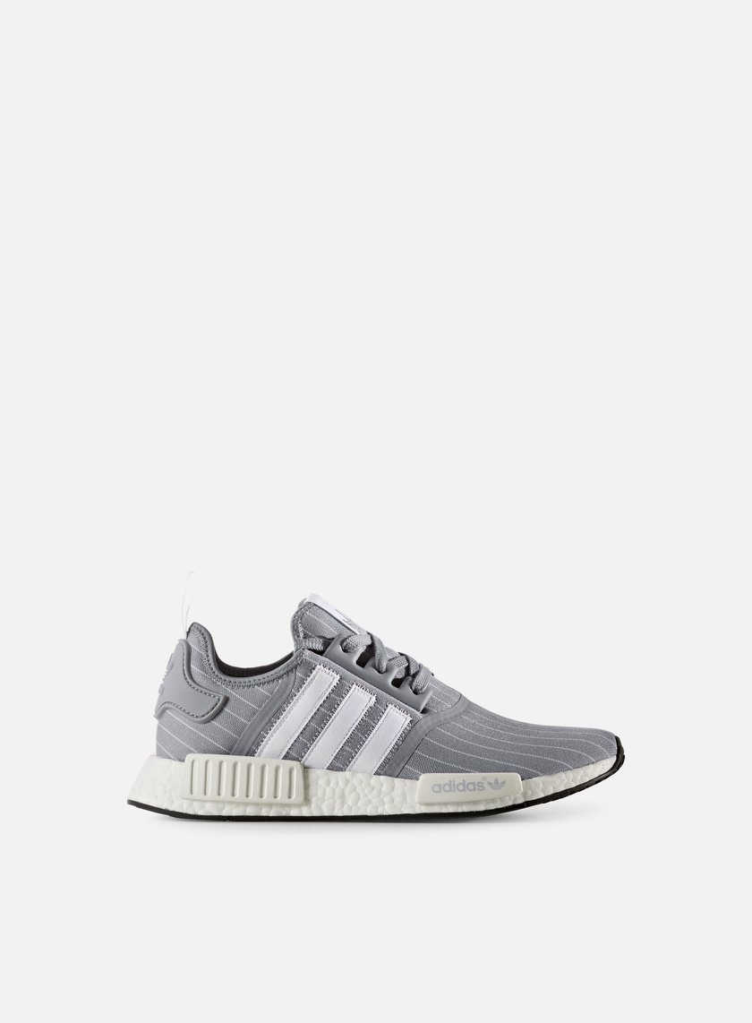 Adidas Originals - NMD R1 Bedwin, Grey/White/White