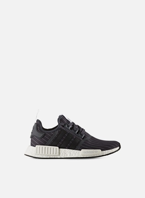 sneakers adidas originals nmd r1 bedwin night grey core black white