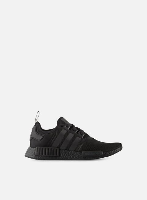 sneakers adidas originals nmd r1 core black core black core black