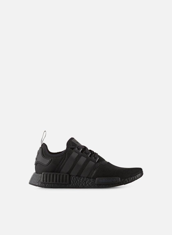 Adidas Originals - NMD R1, Core Black/Core Black/Core Black