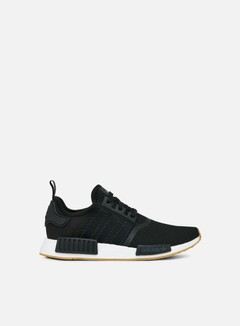 Adidas Originals - NMD R1, Core Black/Core Black/Gum