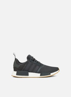 Adidas Originals - NMD R1, Grey Five/Grey Five/Core Black