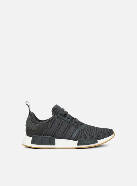 sneakers adidas originals nmd r1 grey five grey five core black