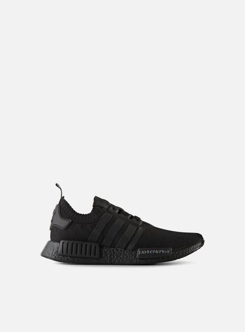 sneakers adidas originals nmd r1 primeknit core black core black core black