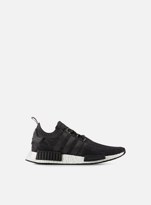 sneakers adidas originals nmd r1 primeknit core black core black white
