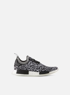 Adidas Originals - NMD R1 Primeknit, Core Black/Footwear White