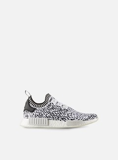 Adidas Originals - NMD R1 Primeknit, Footwear White/Core Black