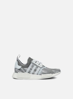 Adidas Originals - NMD R1 Primeknit, White/Core Black