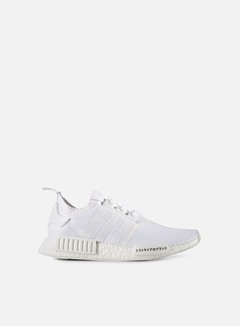 Adidas Originals - NMD R1 Primeknit, White/White/White 1
