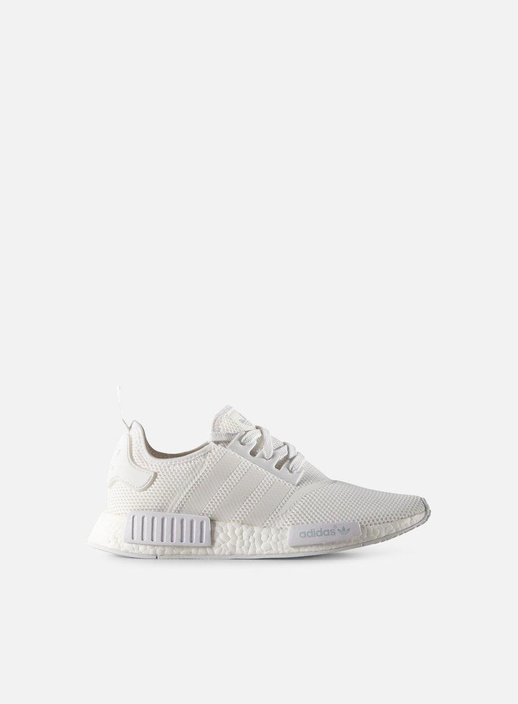 Adidas Originals - NMD R1, Running White/Running White