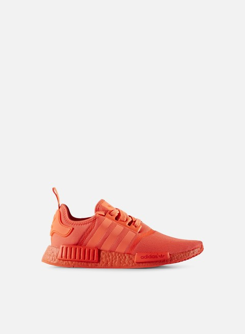 sneakers adidas originals nmd r1 solar red solar red solar red