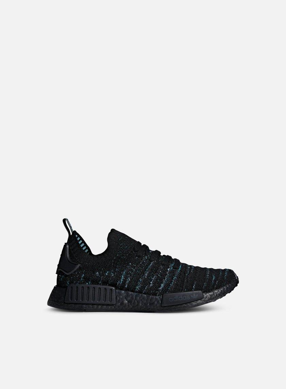 2eccea5419297 ADIDAS ORIGINALS NMD R1 STLT Parley Primeknit € 85 Low Sneakers ...