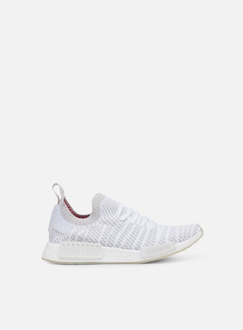 sneakers adidas originals nmd r1 stlt primeknit triple white