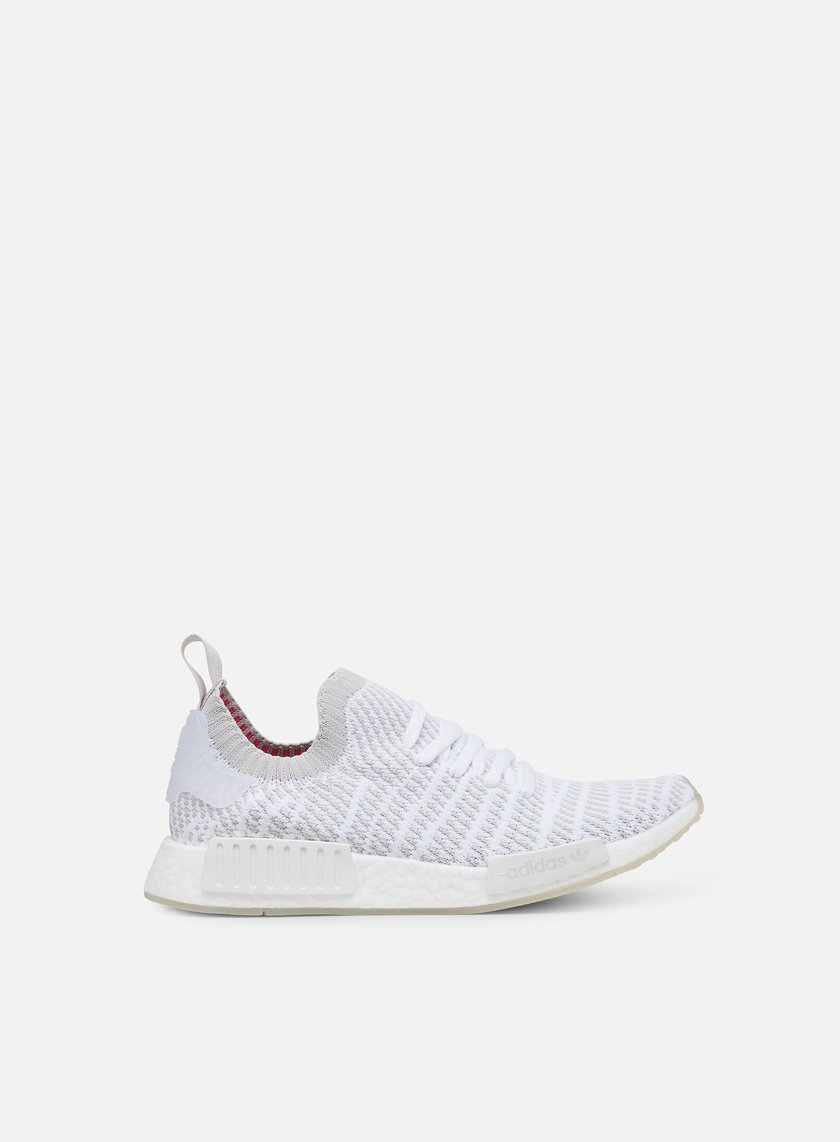 55b8fac816500 ADIDAS ORIGINALS NMD R1 STLT Primeknit € 90 Low Sneakers