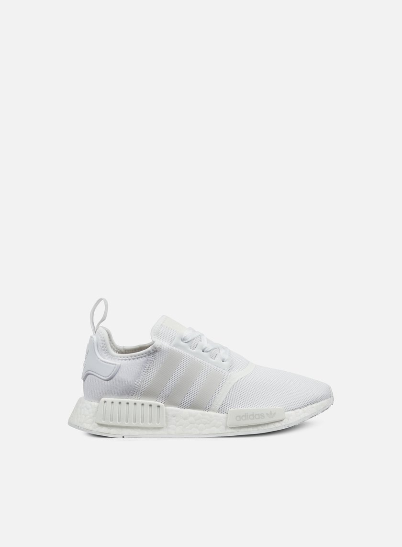 Adidas Originals - NMD R1, White/White