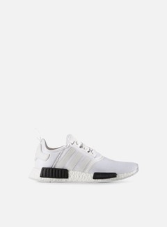 Adidas Originals - NMD R1, White/White/Core Black 1