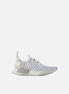 Adidas Originals - NMD R1, White/White/Solid Grey
