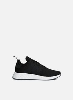 Adidas Originals - NMD R2, Core Black/Core Black/Core Black