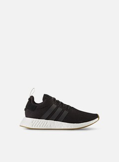 Adidas Originals - NMD R2, Core Black/Future Harvest