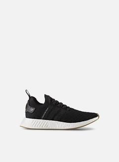 Adidas Originals - NMD R2 Primeknit, Core Black/Core Black/Core Black