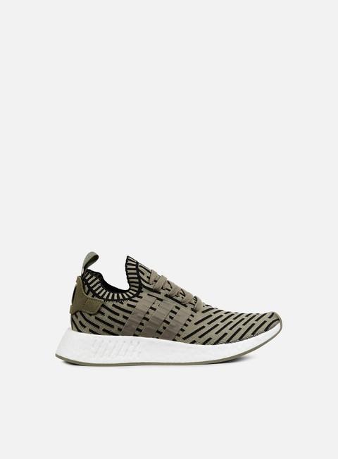 sneakers adidas originals nmd r2 primeknit trace cargo black