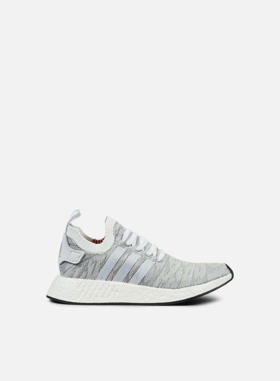 f4ce6f399 ADIDAS ORIGINALS NMD R2 Primeknit € 90 Low Sneakers