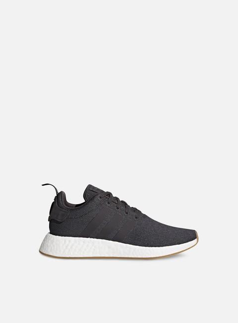 sneakers adidas originals nmd r2 utility black utility black core black