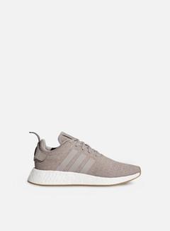 Adidas Originals - NMD R2, Vapour Grey/Vapour Grey/Branch
