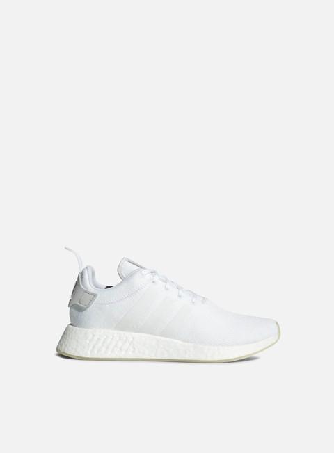 sneakers adidas originals nmd r2 white white white