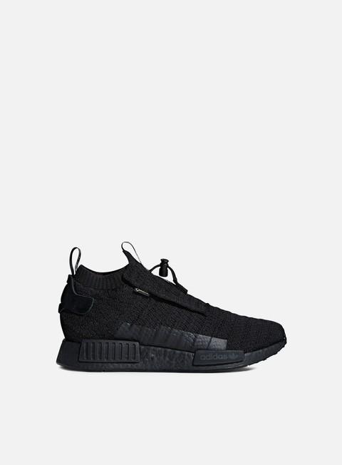 sneakers adidas originals nmd ts1 pk gtx core black core black core black