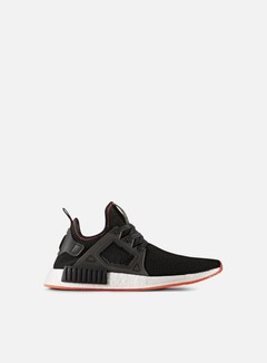 Adidas Originals - NMD XR1, Core Black/Core Black/Solar Red