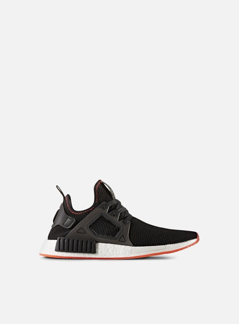 sneakers adidas originals nmd xr1 core black core black solar red