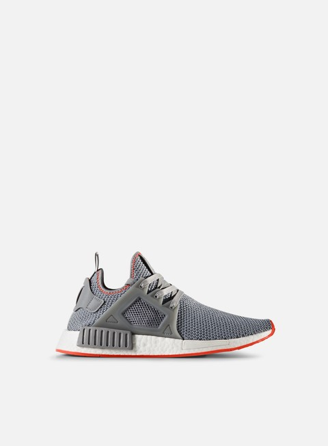 sneakers adidas originals nmd xr1 grey three grey three solar red