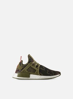 Adidas Originals - NMD XR1, Olive Cargo/Core Black