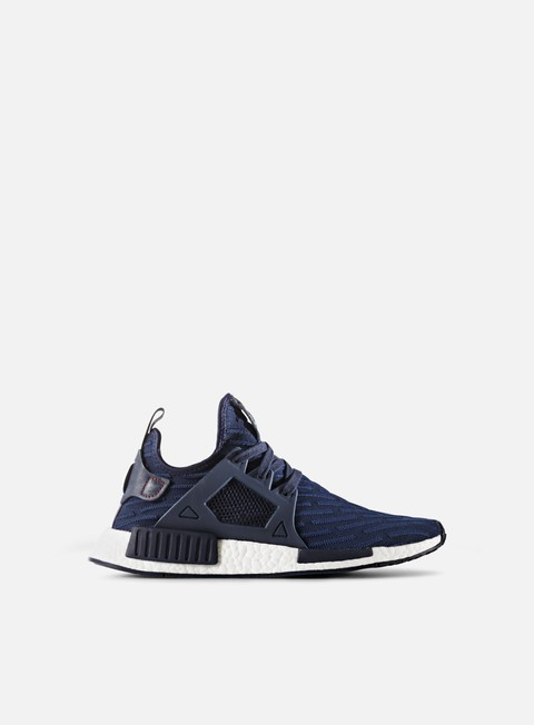 sneakers adidas originals nmd xr1 primeknit collegiate navy collegiate navy core red