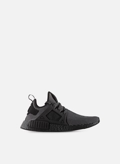 Adidas Originals - NMD XR1 Primeknit, Core Black/Core Black/White 1