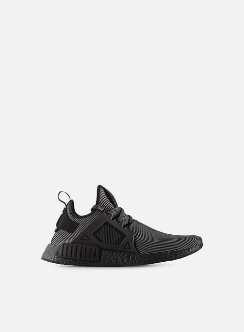 sneakers adidas originals nmd xr1 primeknit core black core black white