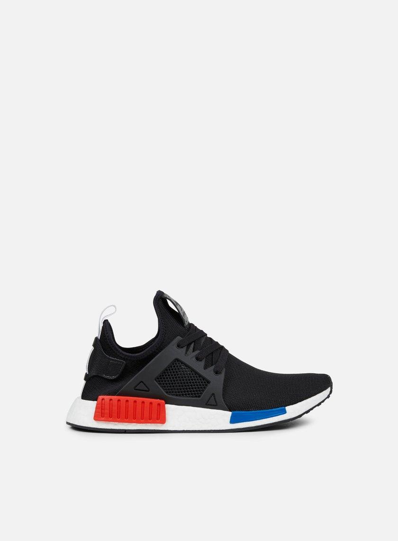 Adidas Originals - NMD XR1 Primeknit, Core Black/White