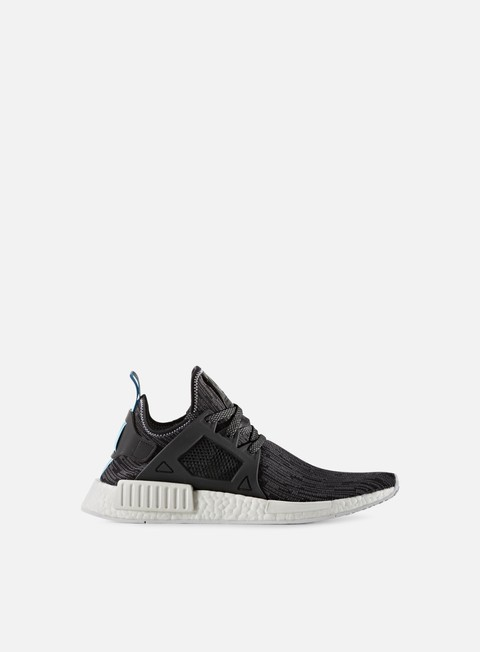 sneakers adidas originals nmd xr1 primeknit utility black bright blue white