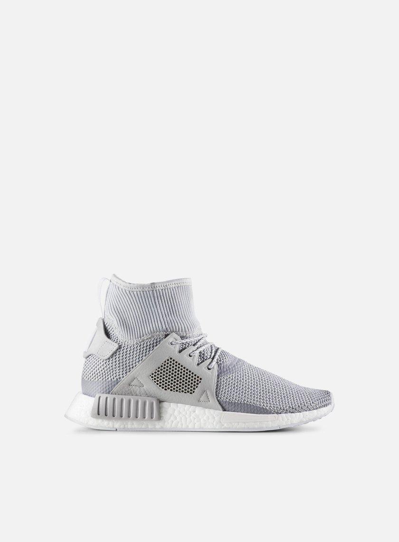 Adidas Originals - NMD XR1 Winter, Grey Two/Grey Two/Grey Two