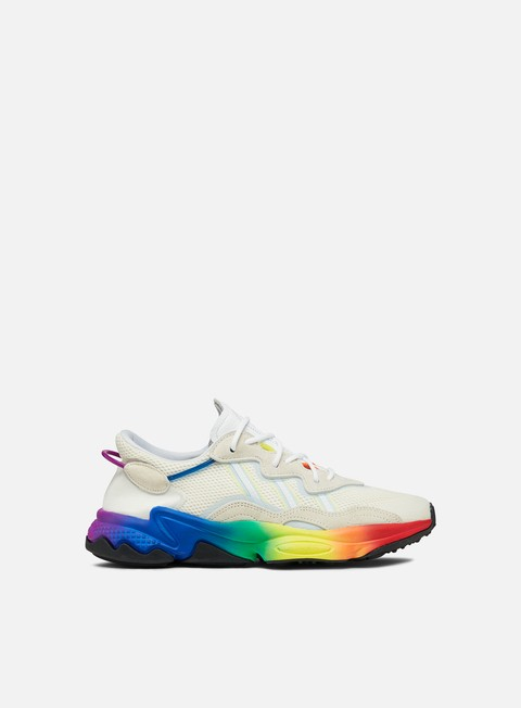 Outlet e Saldi Sneakers Basse Adidas Originals Ozweego Pride