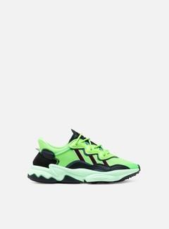 Adidas Originals - Ozweego, Solar Green/Core Black/Glow Green