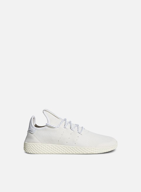 sneakers adidas originals pharrell williams hu holi tennis bc chalk white chalk white white