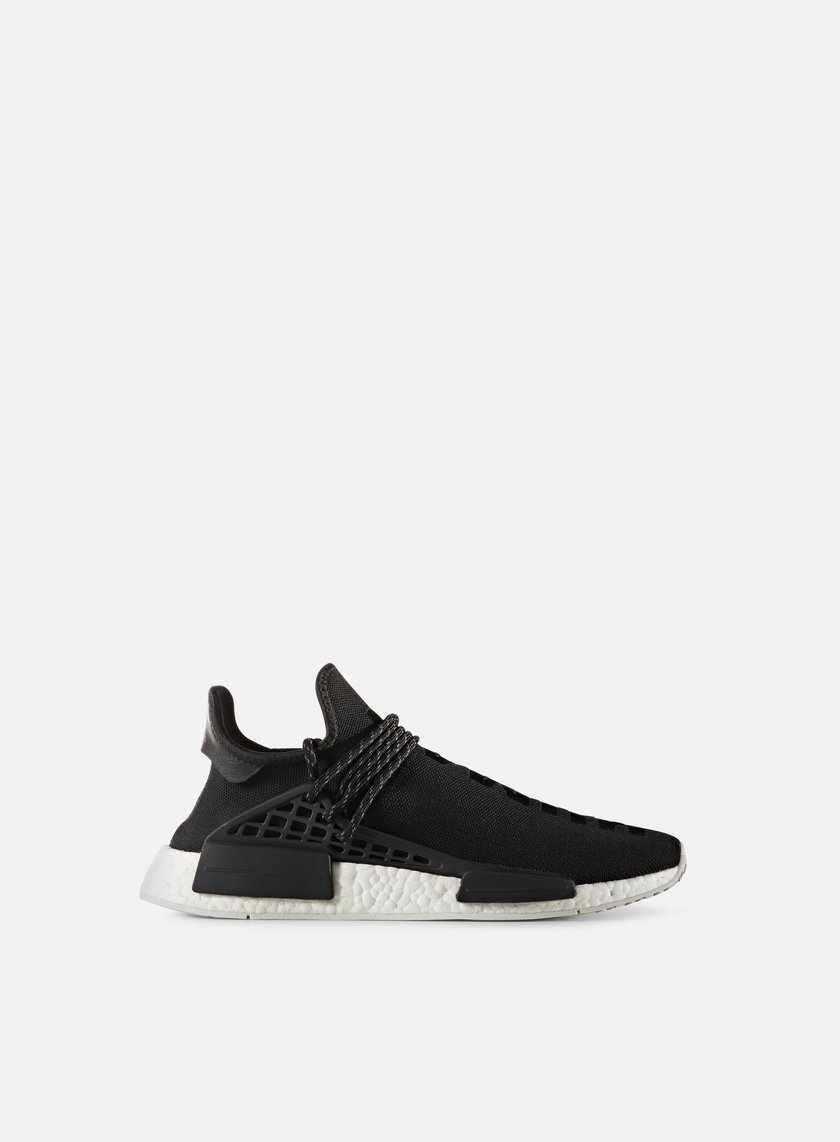 Adidas Originals - Pharrell Williams Human Race NMD, Core Black/Core Black/Core Black
