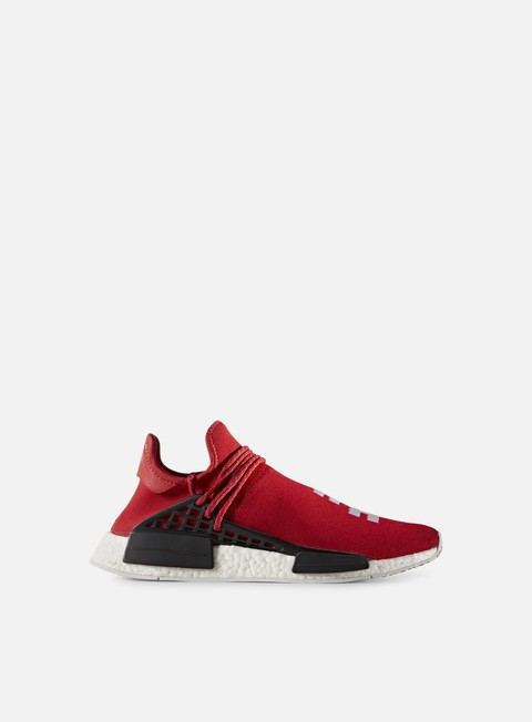 sneakers adidas originals pharrell williams human race nmd scarlet scarlet white