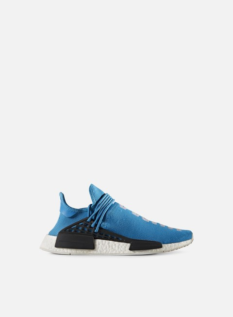 sneakers adidas originals pharrell williams human race nmd sharp blue sharp blue white