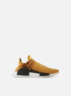 Adidas Originals - Pharrell Williams Human Race NMD, Tangerine/Tangerine/Core Black